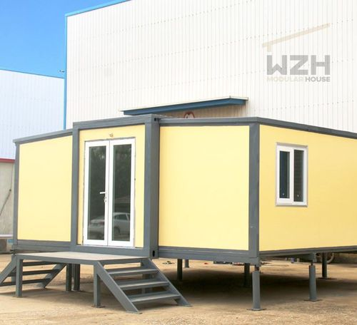Quick Build Expandable House 20FT Container Office