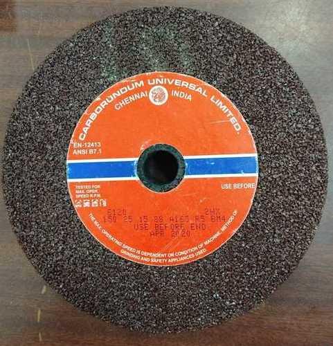 Round Shape Abrasives Grinding Wheels