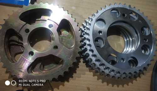 Rust Proof Chain Sprocket Used in Motorcycle