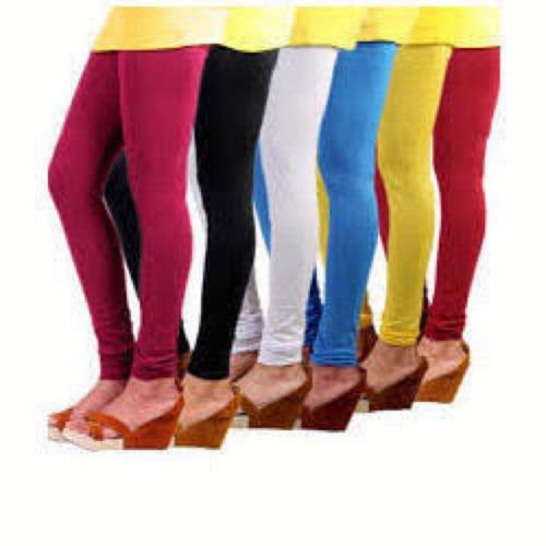 Skin Friendly Multi Color Ladies Legging