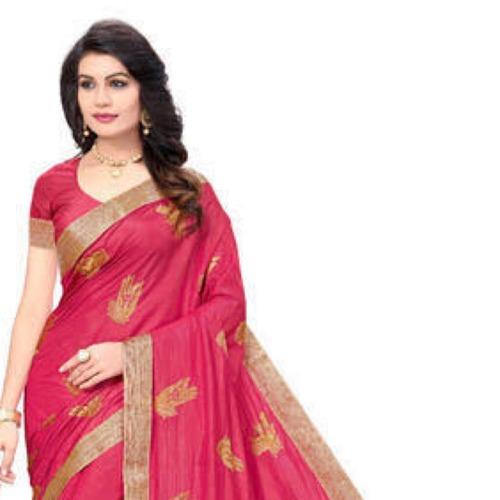 Skin Friendly Silk Saree