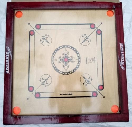 Small Size Carrom Board