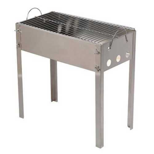 SS Commercial Barbeque Grill