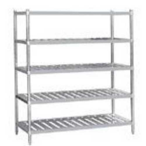 Stainless Steel Double Racks