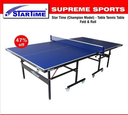 Star Time Club Model Table Tennis Table