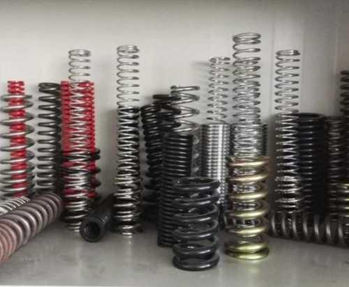 Steel Spiral Compression Spring