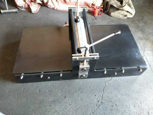 Table Top Etching Press Machine