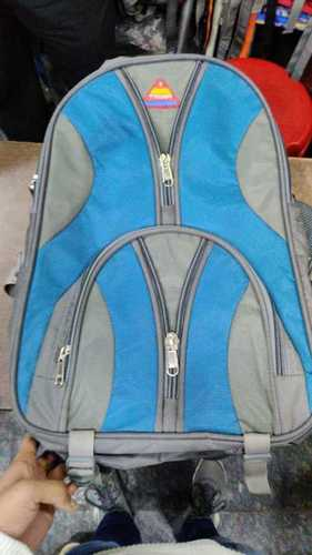 Adjustable Strap School Bag