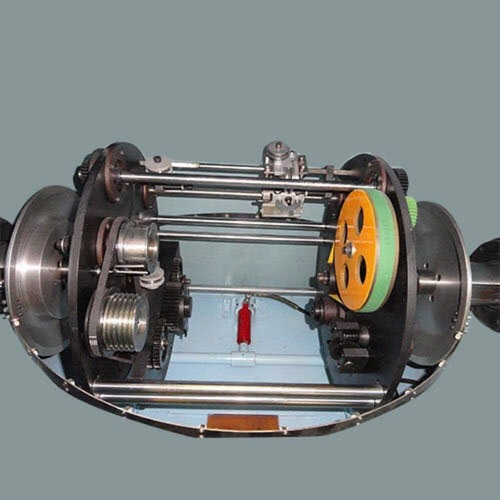 Automatic Cable Bunching Machine