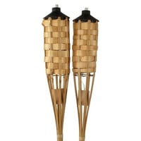 Bamboo Torch