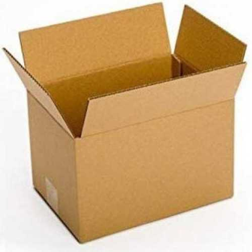 Brown Color Corrugated Boxes