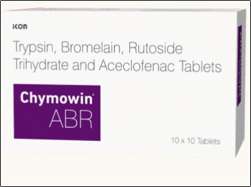 Chymowin-ABR Tablets