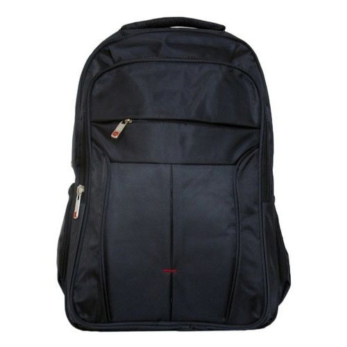 Black Easy To Carry School Bags (15.6 Inch)