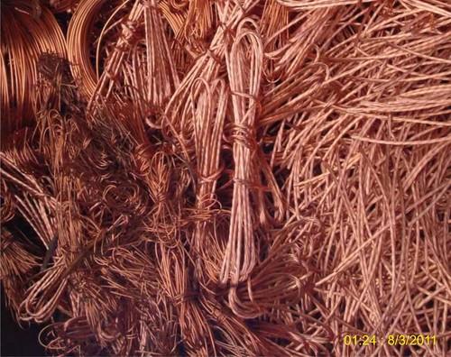 Grade AA Quality Copper Wire Scrap