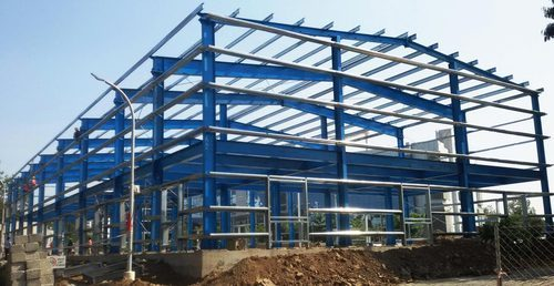 High Strength PEB Steel Building