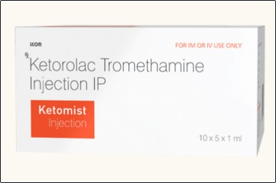 Ketomist Injection