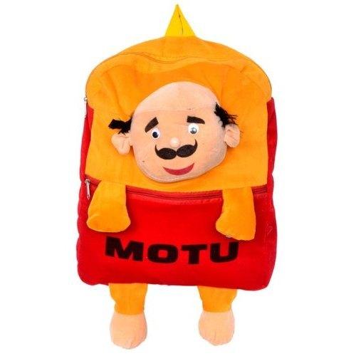 Kids Cartoon Soft Toy Bag