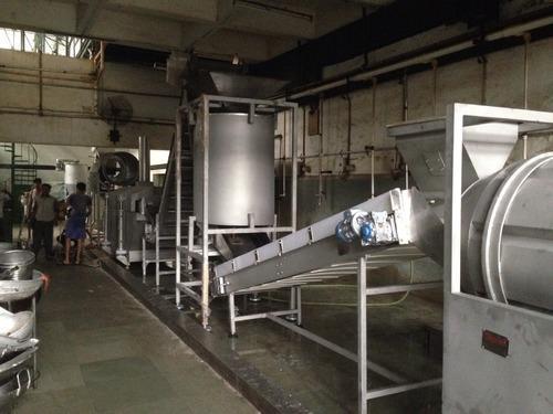 Kurkure Line Machine