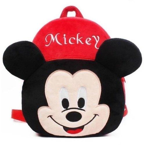 Mickey Design Soft Toy Bag