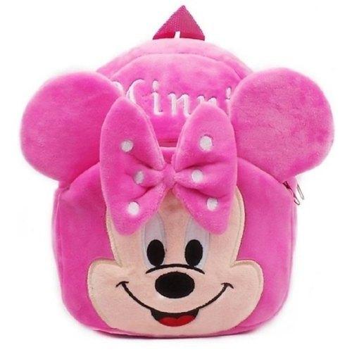 Minnie Soft Toy Bag