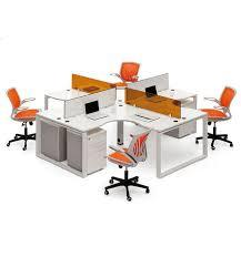 Modern Multifunctional Office Workstation