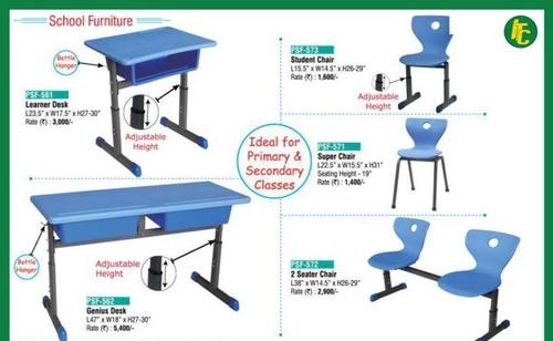 Modular Play School Furniture