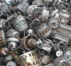 Oil Electric Scrap Motor
