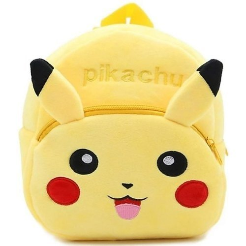Pikachu Soft Toy Bag