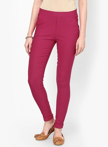Plain Leggings For Ladies