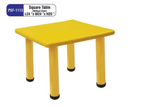 Play School Square Table