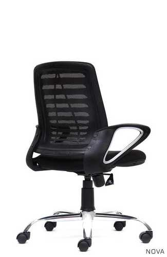 Portable Office Chair (Black)