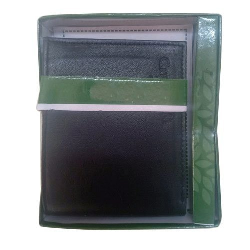 Precise Design Mens Leather Wallet