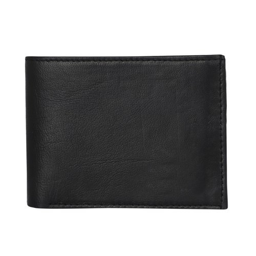 Scratch Resistant Mens Leather Wallet