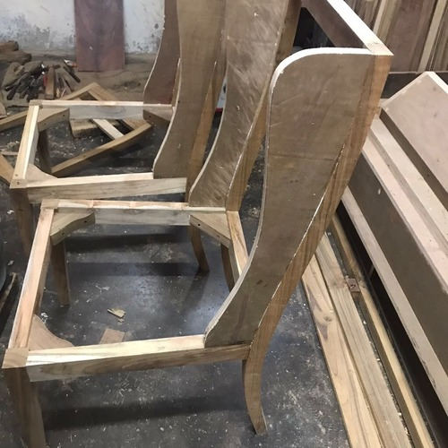 Terminate Proof Wooden Chair