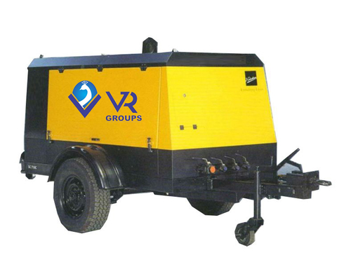 Tractor Mounted Air Compressor