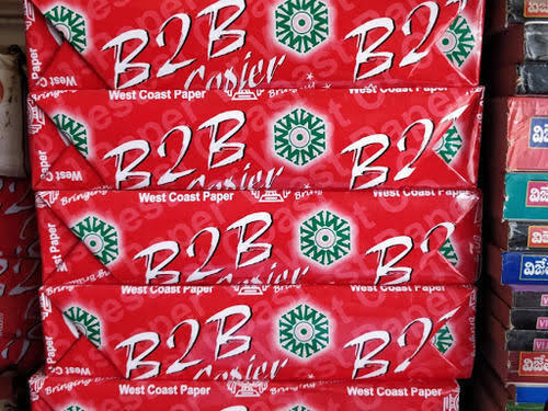 B2b 70gsm A4 Papers
