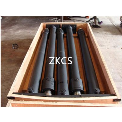 Black Piston Rod Welded Hydraulic Cylinder