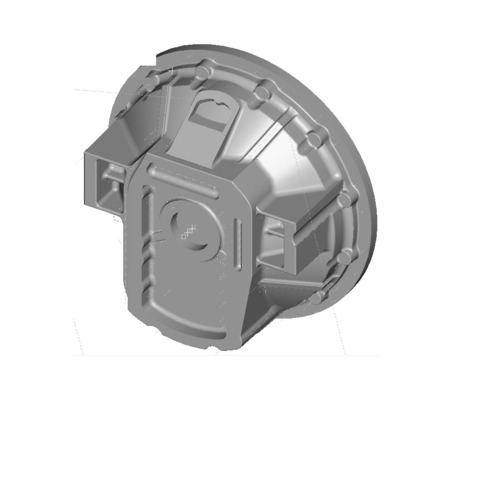 Cast Iron Clutch Housing