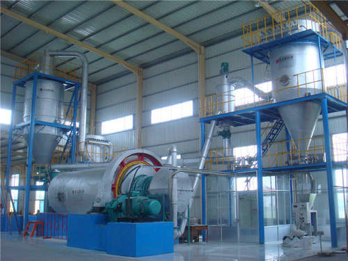 Ceramic Ball Mill For Industrial Use