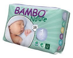 Disposable Printed Baby Diaper