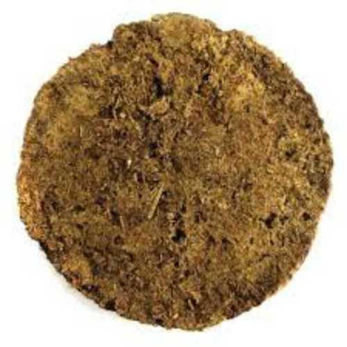 Dried Cow Dung Cake