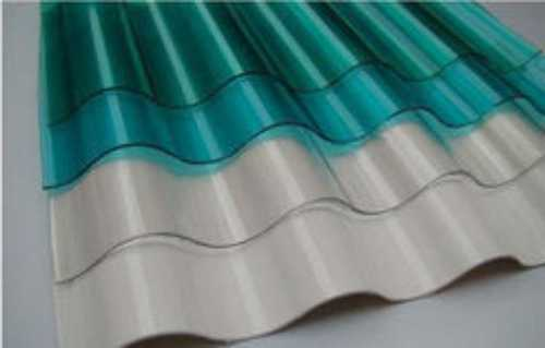Fiberglass Transparent Roofing Sheets