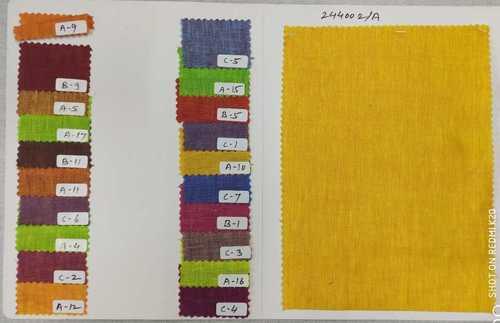 Fine Grade Multicolor Linen Fabric
