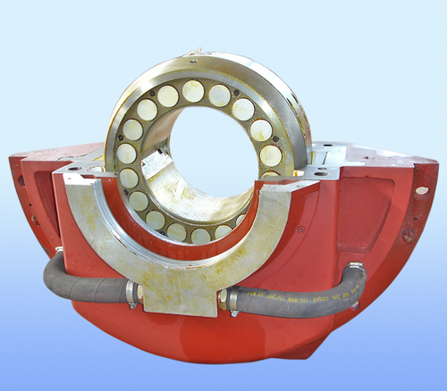 Flange Type Plain Bearing For Motor