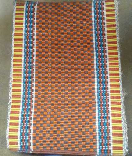 Handloom Cotton Floor Mat