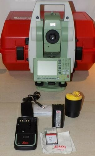 Leica Total Station Tcrp1205 R300 Rx1220T Robotic Calibrated