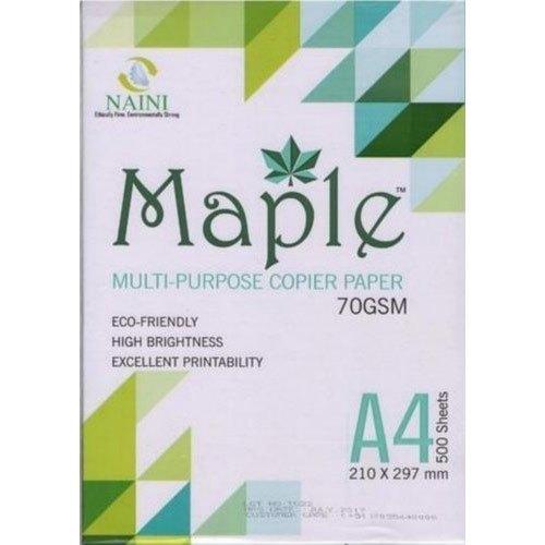 Maple A4 Size 70 GSM Copier Paper