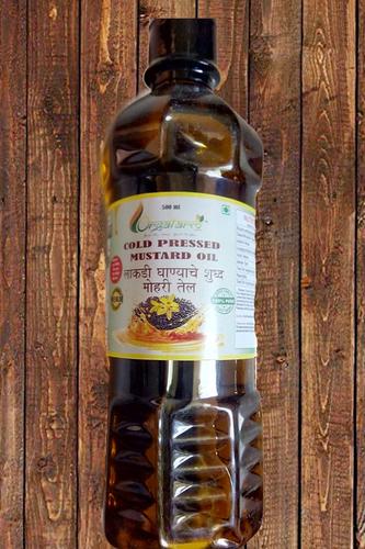 Mustard Premium Oil (1 Litre)