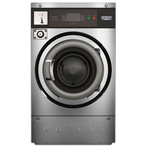New Maytag MYR30PD Multi-Load Rigid-Mount Vended Washer