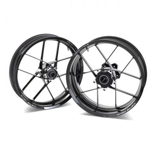 New Rotobox Bullet Forged Carbon Fiber Wheel Set